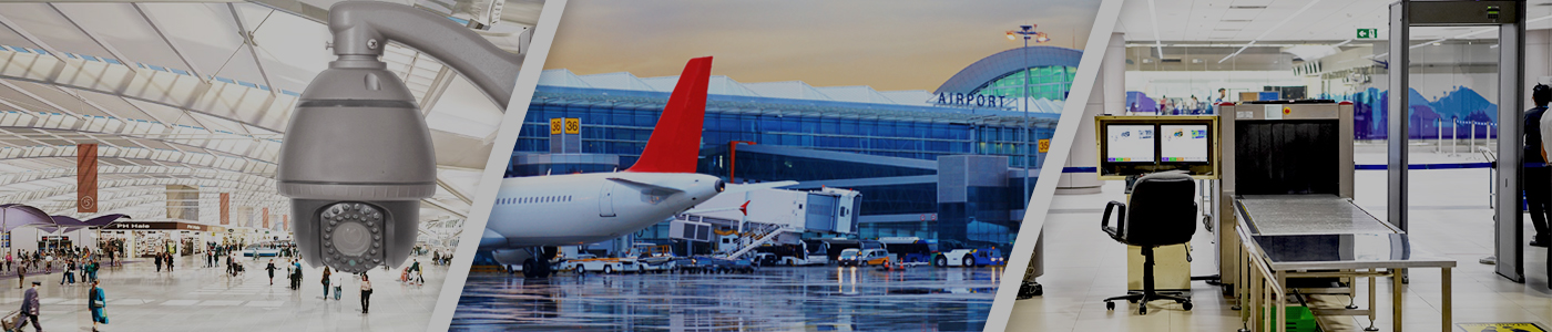 Airport security systems asapca security
